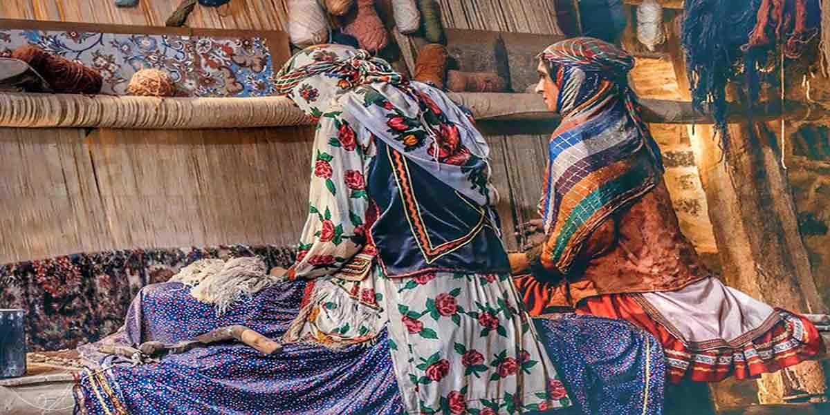 فرش ایرانی